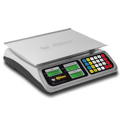 Electronic Multifunction Scale - 40 Kg free delivery. image 1