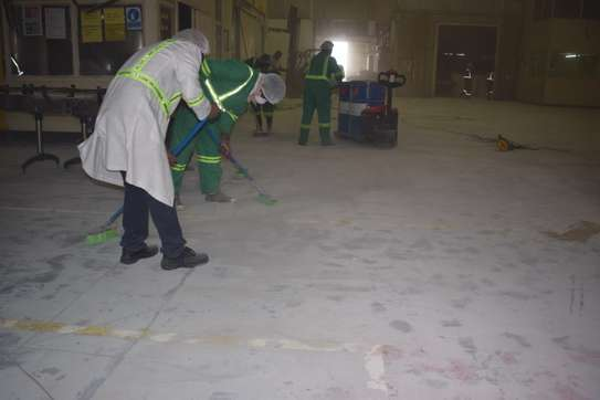 Fossilcote Epoxy Flooring for Orbit