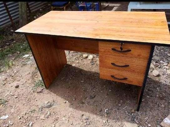 Manager office desk image 1
