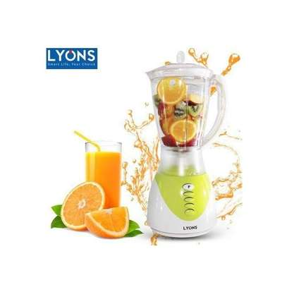 Lyons Blender 2 In 1 With Additional Grinder Machine 1.5L -FY-1731 image 1