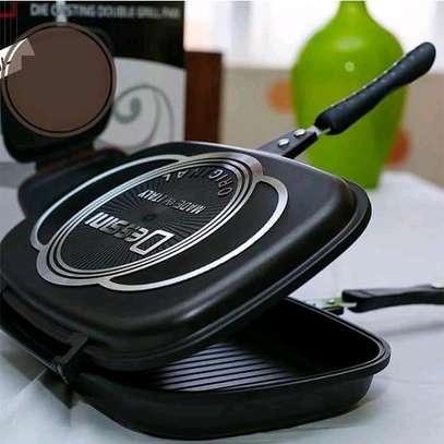 Double dessini 36cm grill pan image 2