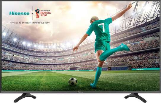 Hisense 43 Inch 4K UHD LED Smart TV 43A6100UW image 1