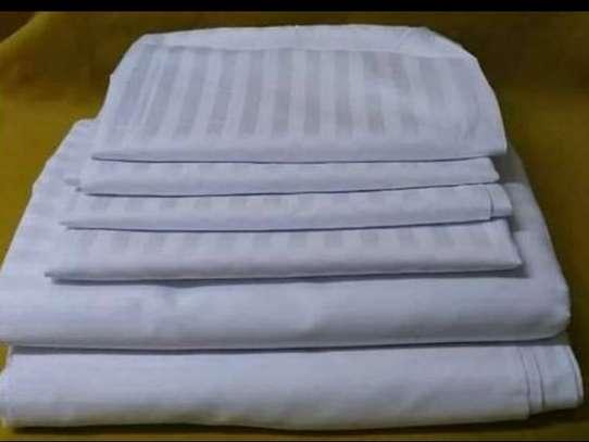 Pure white pure cotton sheets image 5