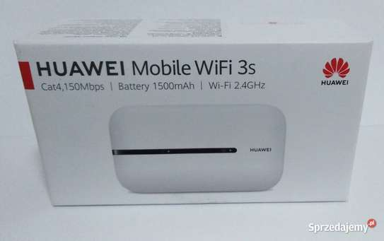 Huawei Mobile WiFi Router 3s
