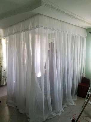Custom Made Rail Shears Mosquito Nets image 11