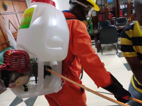 CLEANING, FUMIGATION AND GARBAGE COLLECTION AND DISPOSAL SERVICE image 5