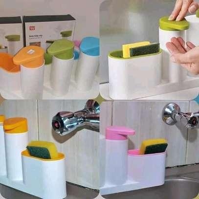 Sink organizer image 2