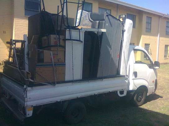 Junk,Trash and Rubble Removals Service. Quality, Door-to-door Services image 1