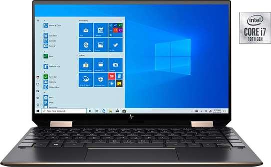 "HP Spectre x360-13.3"" 4K OLED Touch - 10th gen i7-10510U - 16GB - 1TB SSD - Dark Ash image 1"