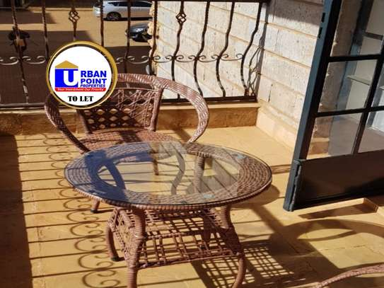 Furnished 3 bedroom apartment for rent in Ruaka image 19
