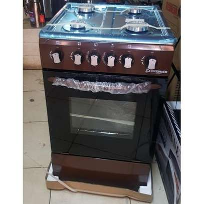 Premier GAS STOVE WITH 3 BURNER AND 1 HOTPLATE + OVEN image 1
