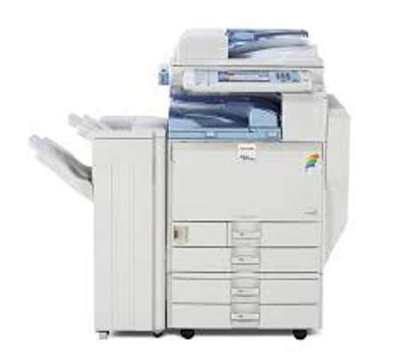 Ricoh Aficio MP C3501 photocopier machine