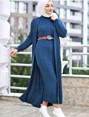 Dress and kimono image 1