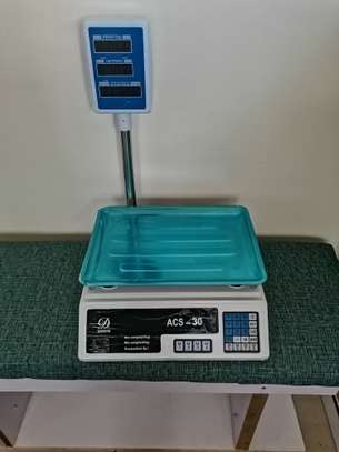 Butchery weighing Scale image 1