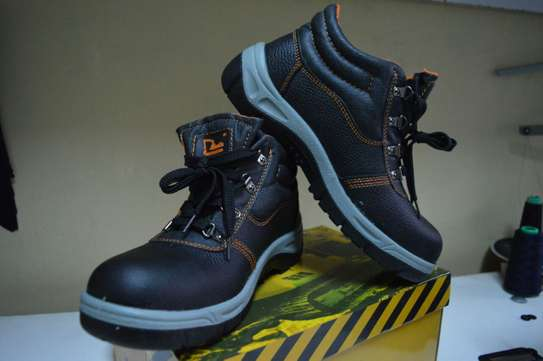 Engineer's Safety Boots