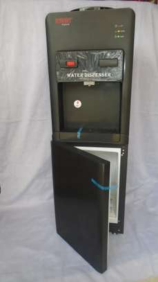 Water Dispenser-Black Hot & Normal Redberry