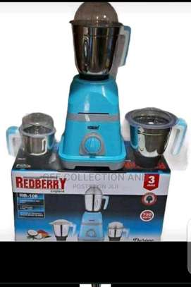 RB 108 Redberry Heavy Duty Heavy duty mixer grinder image 1