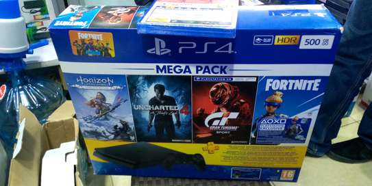 Ps4 Mega Pack 500gb (For VR) image 1