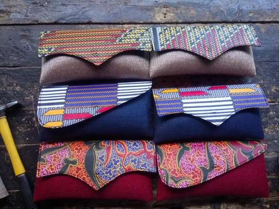 Ankara Clutch bag (Negotioable)