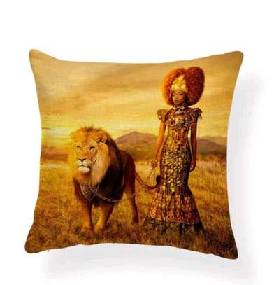 African themed cushion covers image 9