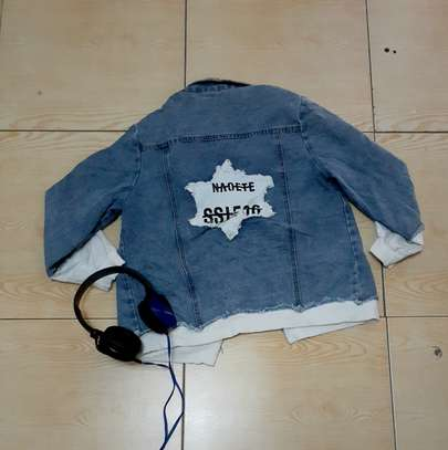 Denim jackets image 2