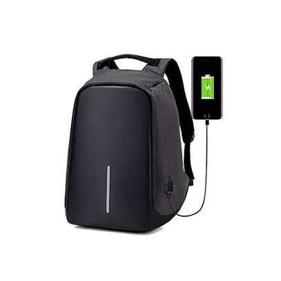Antitheft Bag With Charging Port