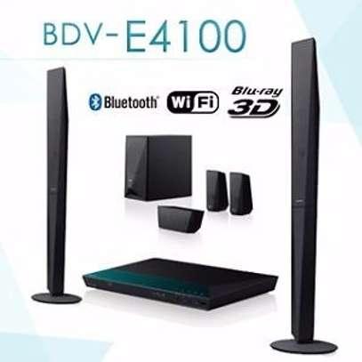 Sony BDV-E4100 Home Theater System Blu-ray 3D – 5.1 Ch - 1000W