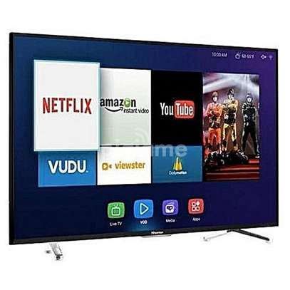 Hisence 70 inch smart Android TV-UHD image 1