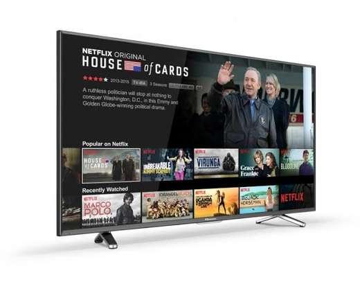 Hisense 49 inch digital smart TV image 1