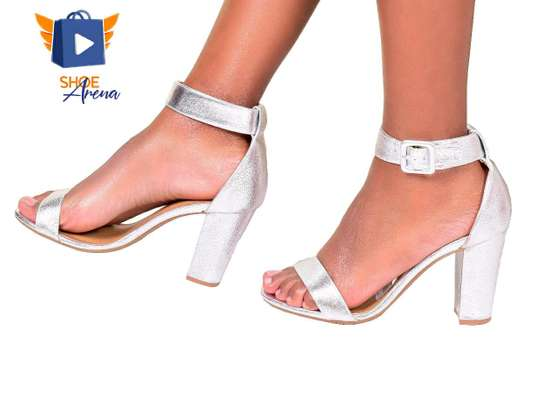 Elegant Chunky Heels image 4