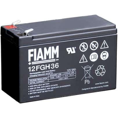 Batteries 12vV  7Ah Yuasa/CSB/Guston/Fiam image 3