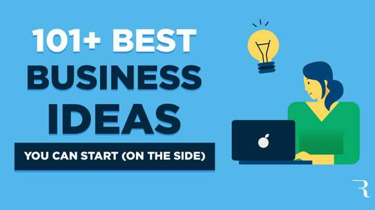 Over 70 Business Ideas to Start