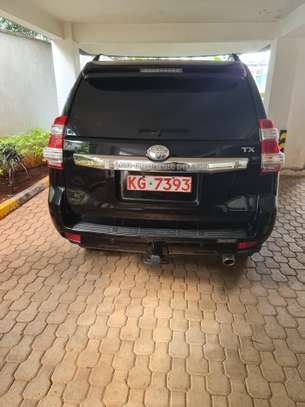Toyota Prado for hire image 4