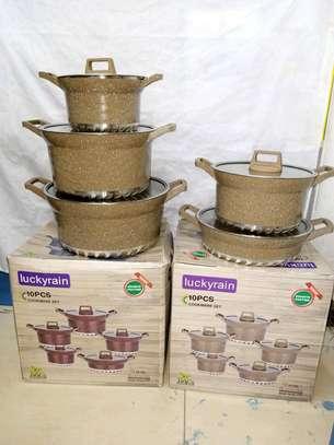 Luckyrain granite cookware image 4