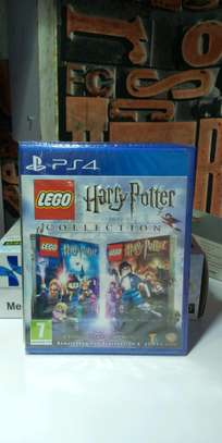 LEGO Harry Porter Collection Ps4 Game.