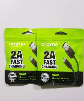 Oraimo Fast Mobile Charging Cable - CD-52BR image 2