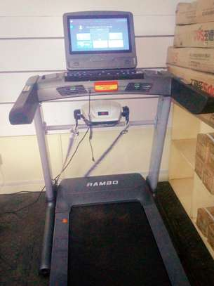 Commercial Treadmill and Also is best for home use Knight K7T