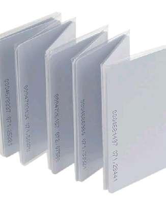RFID BLANK THIN CARDS