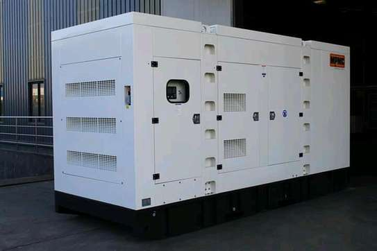 45kw Perkins power generator