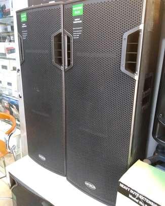 Enforcer Full Range speakers High Performance image 1