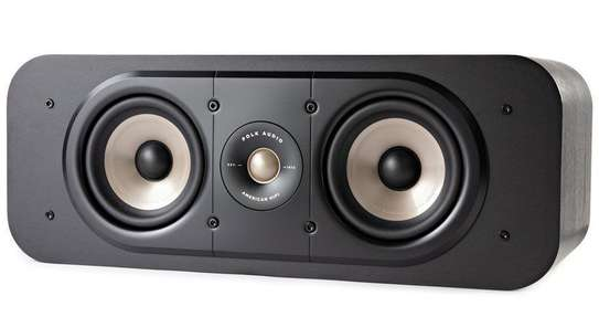 The NEW Polk Signature E Series 5-Piece High Resolution Hometheater Speaker Set image 2