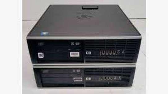 Desktop Computer HP 4GB Intel Core i3 500GB image 1