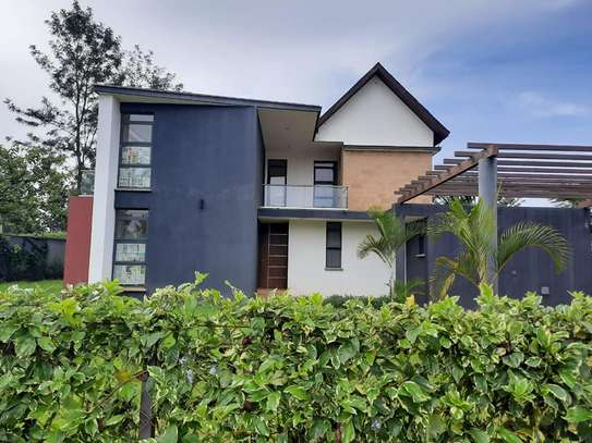 Executive 4 Bedroom Townhouse For Rent In Garden Estate  At Kes 225K image 2