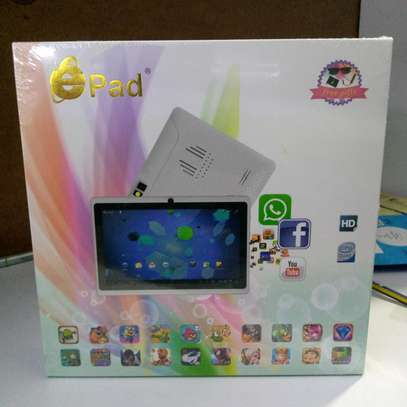 Kids Tablets New 8gb 1gb ram - Wifi Enabled image 1
