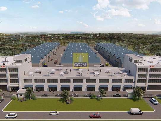warehouse for sale in Ruaraka image 1