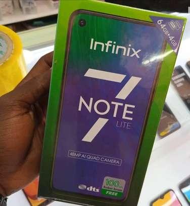 INFINIX Note 7 lite 6.6″ 4GB+64GB image 1