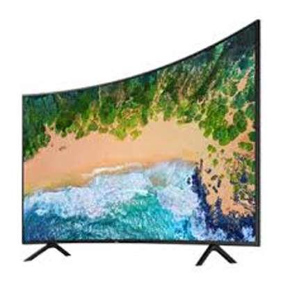 Samsung 65 inches Curved Smart 65RU7300 Digital UHD-4K TVs image 1
