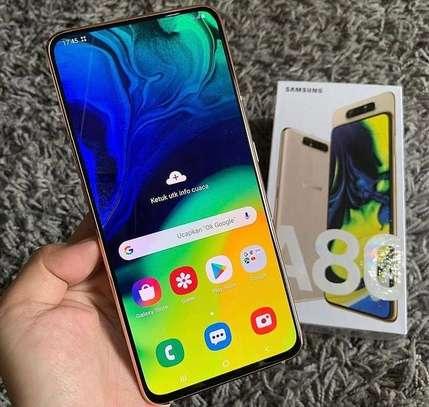 Samsung Galaxy a80 256gb image 1