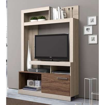 TV Wall Unit Rack ( Center Maya ) - 42 Inch TV Space image 1