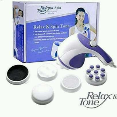 Relax and toner massager image 1